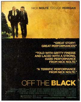 Off the Black - 11 x 17 Movie Poster - Style A
