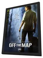 Off the Map (TV) - 11 x 17 TV Poster - Style B - in Deluxe Wood Frame