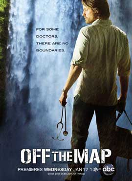 Off the Map (TV) - 27 x 40 TV Poster - Style A