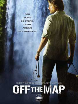 Off the Map (TV) - 11 x 17 TV Poster - Style B