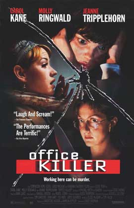 Office Killer - 11 x 17 Movie Poster - Style A
