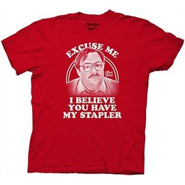Office Space - Excuse Me I Believe You Have My Stapler T-Shirt