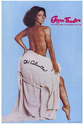 Oh! Calcutta! (Broadway) - 27 x 40 Movie Poster - Style A