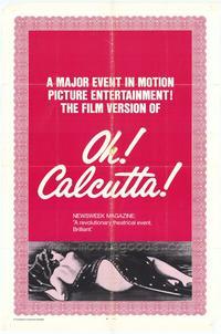 Oh! Calcutta! - 27 x 40 Movie Poster - Style A