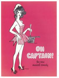 Oh Captain! (Broadway) - 11 x 17 Poster - Style A