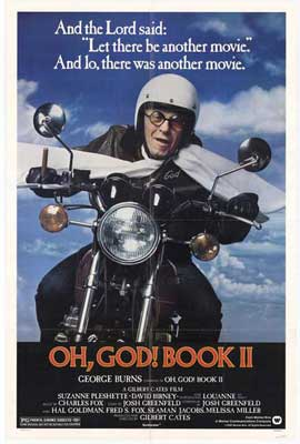 Oh, God! Book 2 - 27 x 40 Movie Poster - Style A