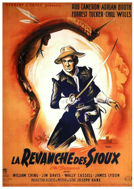 Oh, Susanna! - 11 x 17 Movie Poster - French Style A