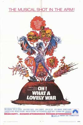 Oh! What a Lovely War - 11 x 17 Movie Poster - Style A