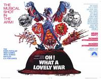 Oh! What a Lovely War - 11 x 14 Movie Poster - Style C