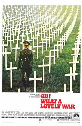 Oh! What a Lovely War - 11 x 17 Movie Poster - Style B