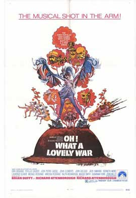 Oh! What a Lovely War - 27 x 40 Movie Poster - Style A