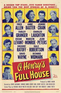 O'Henry's Full House - 11 x 17 Movie Poster - Style A