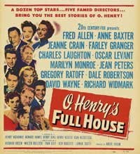 O'Henry's Full House - 11 x 14 Movie Poster - Style A