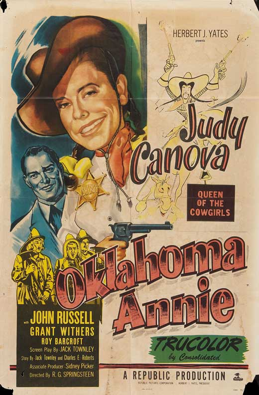 Oklahoma Annie movie