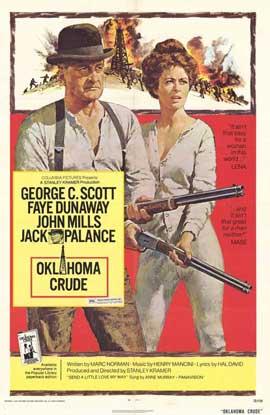 Oklahoma Crude - 27 x 40 Movie Poster - Style B