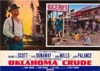 Oklahoma Crude - 11 x 17 Movie Poster - Style C