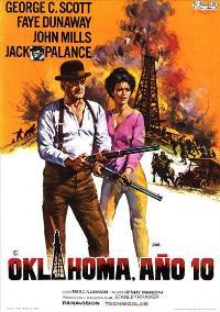 Oklahoma Crude - 11 x 17 Movie Poster - Spanish Style B