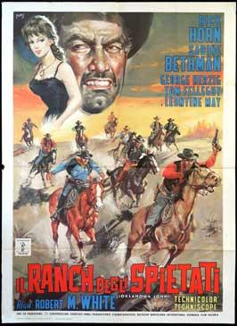Oklahoma John - 11 x 17 Movie Poster - Italian Style A