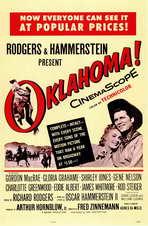Oklahoma! - 11 x 17 Movie Poster - Style A