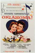 Oklahoma! - 11 x 17 Movie Poster - Style B
