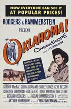 Oklahoma! - 27 x 40 Movie Poster - Style D