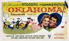 Oklahoma! - 11 x 17 Movie Poster - Belgian Style A