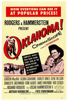 Oklahoma! - 27 x 40 Movie Poster - Style A