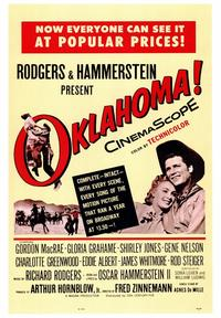 Oklahoma! - 43 x 62 Movie Poster - Bus Shelter Style A