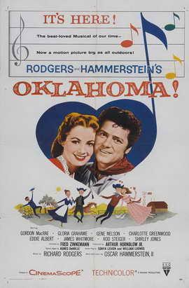 Oklahoma! - 27 x 40 Movie Poster - Style C