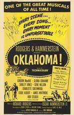 Oklahoma - 11 x 17 Movie Poster - Style A