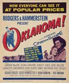 Oklahoma - 11 x 17 Movie Poster - Style B