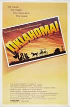 Oklahoma - 11 x 17 Movie Poster - Style C