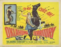 Oklahoma Territory - 11 x 14 Movie Poster - Style A