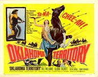 Oklahoma Territory - 27 x 40 Movie Poster - Style B
