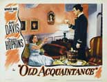 Old Acquaintance - 11 x 14 Movie Poster - Style A