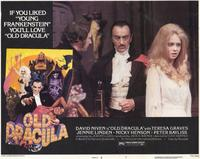 Old Dracula - 11 x 14 Movie Poster - Style C