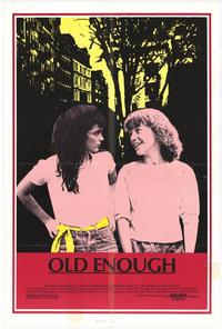 Old Enough - 43 x 62 Movie Poster - Bus Shelter Style A