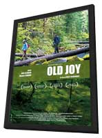 Old Joy - 27 x 40 Movie Poster - French Style A - in Deluxe Wood Frame
