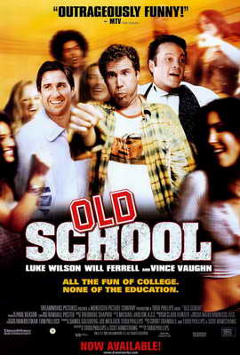 Old School - 27 x 40 Movie Poster - Style B