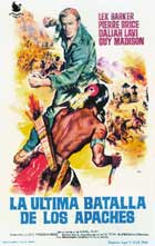 Old Shatterhand - 11 x 17 Movie Poster - Spanish Style A