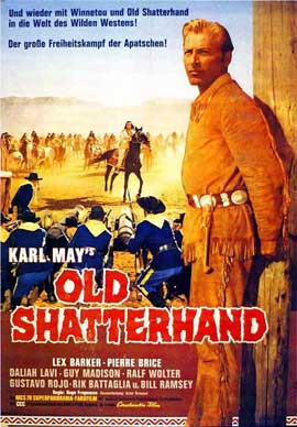 Old Shatterhand - 11 x 17 Movie Poster - Style A