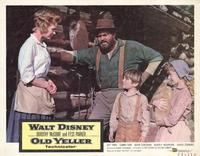Old Yeller - 11 x 14 Movie Poster - Style G