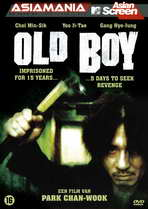 Oldboy - 27 x 40 Movie Poster - French Style B