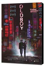 Oldboy - 11 x 17 Movie Poster - Style A - Museum Wrapped Canvas