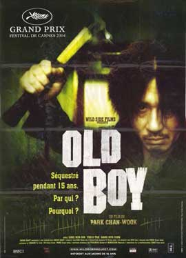 Oldboy - 11 x 17 Movie Poster - French Style A