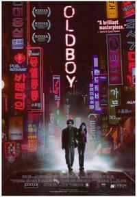 Oldboy - 43 x 62 Movie Poster - Bus Shelter Style A