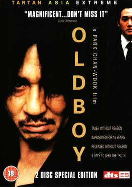 Oldboy - 11 x 17 Movie Poster - UK Style A