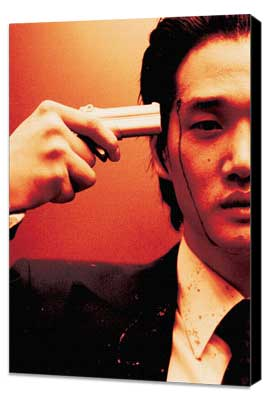 Oldboy - 27 x 40 Movie Poster - Style B - Museum Wrapped Canvas