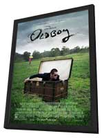 Oldboy - 27 x 40 Movie Poster - Style C - in Deluxe Wood Frame