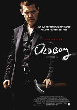 Oldboy - 11 x 17 Movie Poster - Style B